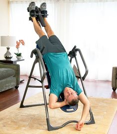 Find the best inversion tables with reviews, good for back pain relief and other inversion therapies!