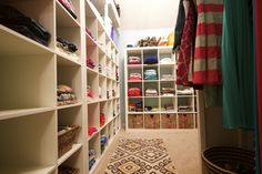 This Family of 5 Stores All Their Clothes in One Huge Closet  - HouseBeautiful.com