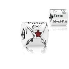 Hoppe Jewelers - CHARM LETTER TO SANTA, RED ENAMEL, $40.0 (http://www.hoppejewelers.com/charm-letter-to-santa-red-enamel/)