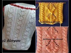 Derby, Knitting Videos, Baby Knitting Patterns, Diy And Crafts, Crochet, Knitting Patterns, Chopsticks, Knits, Dots