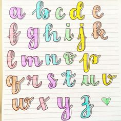 hand lettering fonts lettering fonts letter fonts bujo bullet journal fonts hand lettering alphabet fancy lettering how to do calligraphy bullet journal font handwriting styles Bullet Journal Alphabet, Bullet Journal Lettering Ideas, Bullet Journal Writing, Bullet Journal Ideas Pages, Hand Lettering Tutorial, Hand Lettering Alphabet, Doodle Lettering, Creative Lettering, Letter Fonts