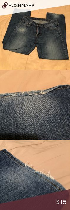 I just added this listing on Poshmark: Men's jeans 34x28.5 Mossimo. #shopmycloset #poshmark #fashion #shopping #style #forsale #Mossimo Supply Co #Other