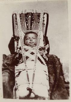 Osage Infant, via Flickr.
