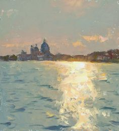 Waters of Venice Michael Malm Illume Gallery Salt Lake City Utah City Creek Center Original artwork landscape nationally known Monet Paintings, Impressionist Paintings, Seascape Paintings, Landscape Paintings, Malm, Venice Painting, All Art, Fine Art, Lp Storage