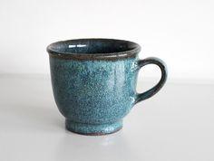 Round Jade Mug