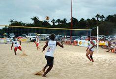 Prefeitura de Boa Vista, praia do Caçari recebe Jogos de Verão #pmbv #prefeituraboavisgta #boavista #roraima #jogosdeverao