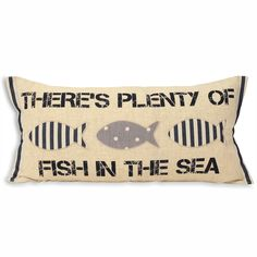 There's plenty of fish in the sea #cushion