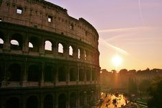 Rome! very much interested in discovering my italian history