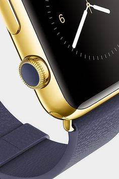 Apple's new iWatch is here — and it's BEAUTIFUL