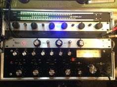 Home built analogue rotary mixer from Aldrin Buzz Dj Gear, Dj Booth, Mixers, Rotary, Contemporary Design, Building A House, Vintage Inspired, Audio, Display