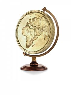 Hsbc Coin Globe by Tal Silverman - I want this.