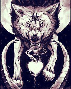 Wolfhearted by Versispellis