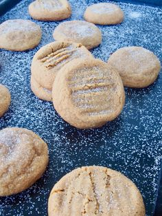 Gingerbread Snickerdoodles | Wit & Whimsy