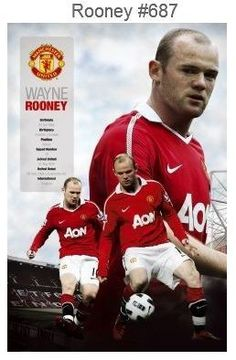 The Soccer Advantage - Manchester United Rooney 769, $2.00 (http://www.thesocceradvantage.com/manchester-united-rooney-769/)