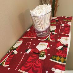 New item! Santa bathroom decor! #etsy