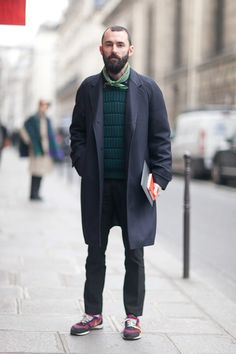 Street Style: Paris Fashion Week, Menswear Fall 2013, Day Three: The Daily Details