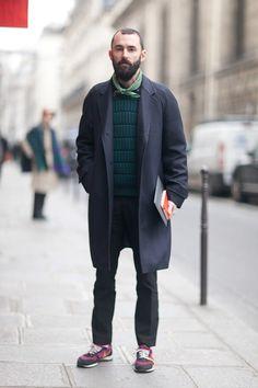 Street Style: Paris Fashion Week, Menswear Fall 2013, Day Three: The Daily Details