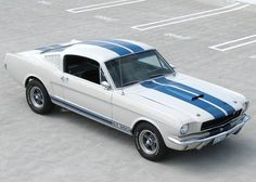 1965 Ford Mustang Fastback Classic Muscle Car GT350 Clone - Completely restored Mustang cloned to look just like the real thing! Available for purchase...