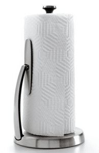 Shop for oxo good grips simply tear paper towel holder at Bed Bath & Beyond. Buy top selling products like OXO Good Grips® Simply Tear Paper Towel Holder and undefined. Paper Towel Rolls, Paper Towel Holder, Towel Holders, Stainless Steel Rod, Stainless Steel Dishwasher, Paper Organization, Kitchen Organization, Organizing, Best Paper Towels