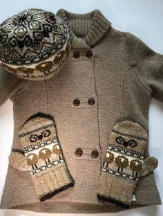Modification Monday: Heid Sheep   knittedbliss.com