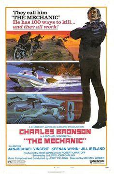 """"""" Le flingueur """" avec Charles Bronson"""