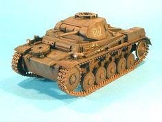 PzKpfw. II Ausf. F von Stefan Schacht (1:35 Tamiya)