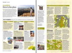 Taking a trip to the Ardeche? Take some walking tips from Country Walking's Spring 2013 issue.