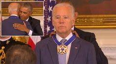 President Obama Celebrates Bromance With Joe Biden In Surprise Farewell Speech