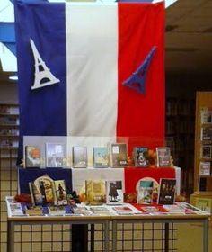 Tentoonstelling Frankrijk