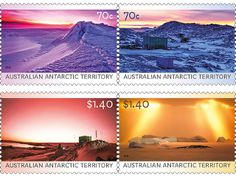 Colours of the Antarctic 26th May 2015 Australian Antarctic Territory