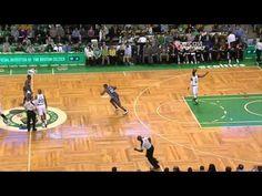 Rondo's Tip-Off Trickery #Celtics