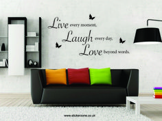 Get quality Custom Stickers and Wall Stickers Printing at StickerZone. Make your own custom wall stickers, Labels, and Wall Decals at cheapest rates. Wall Decals Uk, Custom Wall Stickers, Beyond Words, Perennial, Make Your Own, Adhesive, This Is Us, Warm, Fresh