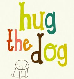 Have you hugged your furry baby today?! 😊🐶