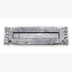 Louis Fraser  Letter Plate  Pewter Finish  This Louis Fraser