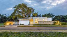 House of the Acacia by David Macias 15 - MyHouseIdea Acacia, Villa, Chinese Style, David, House Design, Mansions, House Styles, Building, Nature