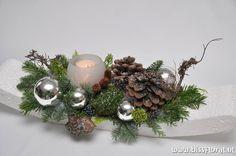 Winter   Biss Floral   Bloemen, Workshops en Arrangementen   Kerst Bloemschikken Creatieve Workshop Nobilis Kerstmis November December Kransen Kerstkrans