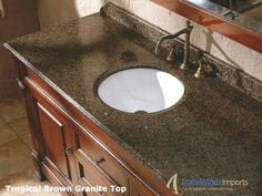 Why You Should Buy Topless Bathroom Vanities. Trade Winds Imports Blog