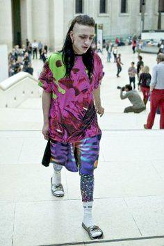 Colourful mandem