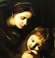Les Sept Œuvres de miséricorde (en italien Sette opere di Misericordia) est un tableau du Caravage peint en 1607 et conservé au Pio Monte della Misericordia de Naples. Détail.