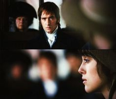 Pride And Prejudice. I want someone that would look at me that way. Someone who loves. And I want him to tell me in the rain.