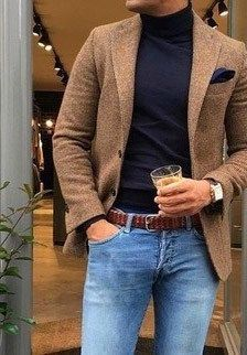 Men's Style Trends for 2018 & How To Wear Them | GENTLEMAN WITHIN | mens style trends, fall style trends, mens fashion trends Fashion Vest, Mens Autumn Fashion, Fall Fashion Trends, Fashion Moda, Fashion Rings, Trendy Fashion, Fashion Boots, Mature Mens Fashion, Fashion Dresses