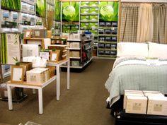 Eco department at a large Canadian retailer   Visual Merchandising   Display
