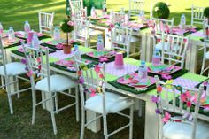 Beautiful Kids sized Chiavari chairs for sale at www.thechairville.com