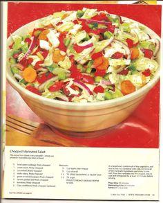 iso diet recept