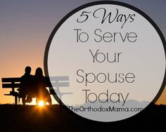 Practical tips for serving and loving your spouse in small but powerful ways.
