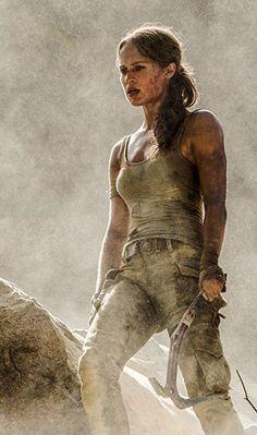 Alicia Vikander (Tomb Raider) 2018