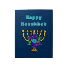 Happy Hanukkah Puzzles