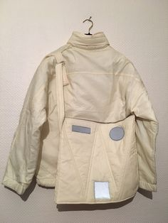 Walter Van Beirendonck NwT ! Aw98/99 W&LT Astro Jacket Size US L / EU 52-54 / 3 - 7