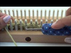 1000+ images about Loom Knitting on Pinterest Loom knitting, Loom knit and ...