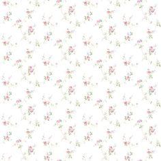 Norwall Wallcoverings Landhaus Tapete Floral Prints PR33811